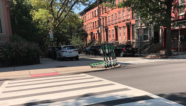WHO WANTS TO ROLL?: Hoboken Initiates Outreach to Scooter and Micromobility Companies