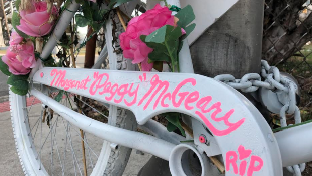 REMEMBERING PEGGY McGEARY: Hoboken Historical Museum Hosting Memorial Event for Artist Killed in Bicycle Tragedy