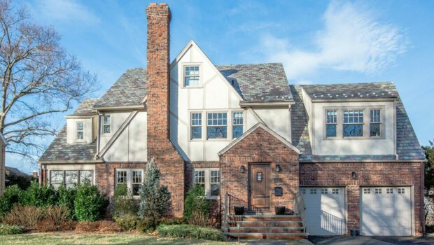 FEATURED PROPERTY: 538 Ridgewood Ave, Glen Ridge; Stately 5BR Tudor-Style Home—$1,129,000