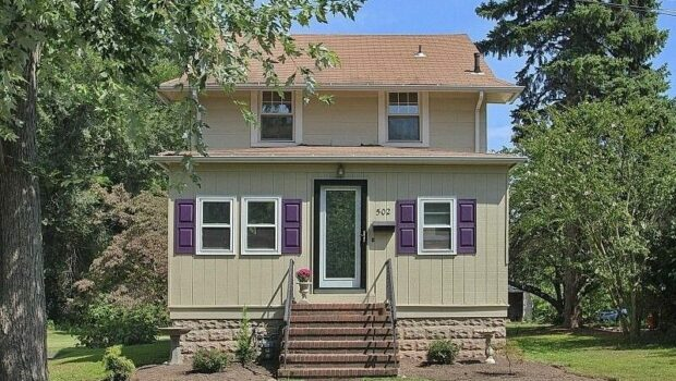 FEATURED PROPERTY: 502 Riverside Drive, Cranford; 3BR Home — $349,000
