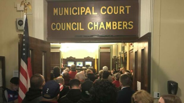 BORN & RAGED: Furious Municipal Employees and Longtime Residents Pack Hoboken City Council Meeting to Protest Potential Layoffs