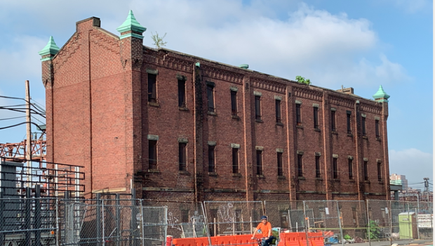 Last Call for Comments on Hoboken's New Jersey Transit Records Building