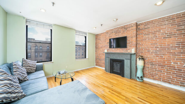 FEATURED PROPERTY: 1222 Washington Street #5S, Hoboken | 2BR Uptown Gem — $569,000