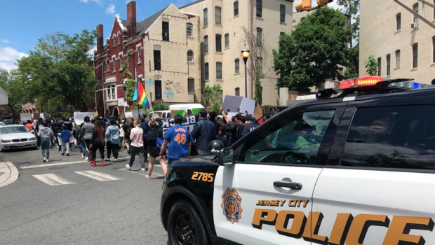 SOLIDARITY: Jersey City Peacefully Rallies Against Police Brutality Nationwide, Demands Improvement Locally