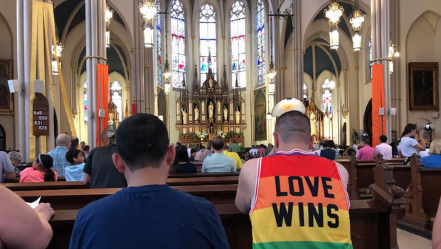 Hoboken Catholic Church to Host Annual LGBTQ Pride Mass