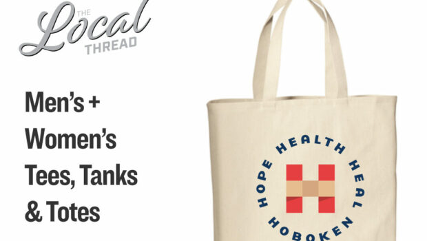 HealHoboken.com Offering Tees, Tanks & Totes to Benefit Hoboken Relief Fund