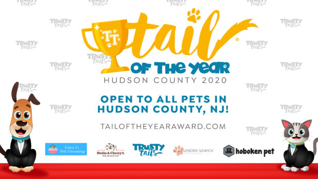 TAIL OF THE YEAR: Trusty Tails Seeks Entrants for the Ultimate Hudson County Pet Project