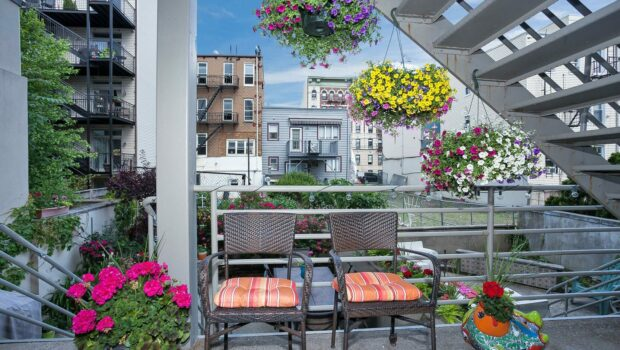 FEATURED PROPERTY: 509 Madison Street #1B, Hoboken | 1BR Urban Oasis w/ Deck & Yard | $625,000