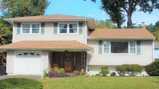 FEATURED PROPERTY: 23 Canterbury Drive, Scotch Plains | 3BR/2BA | $529,000