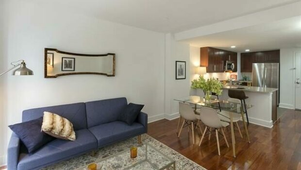 FEATURED PROPERTY: 201 Luis M. Marin Blvd #404, Jersey City | 1BR/1BA Downtown Condo | $585,000