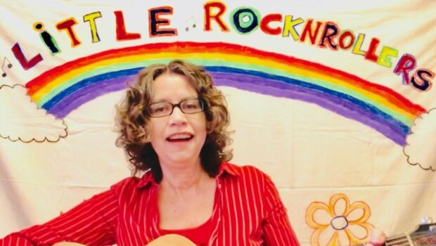KARYN KUHL: The Big Personality Behind Little RocknRollers