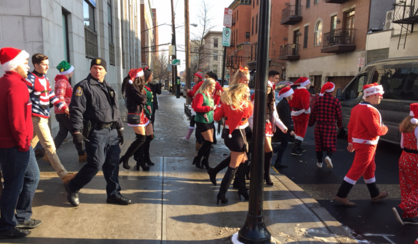 EDITORIAL: No, Virginia, There Is No SantaCon