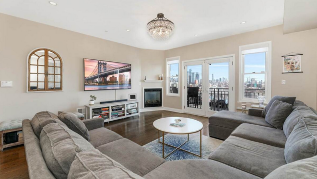 FEATURED PROPERTY: 305 Manhattan Avenue #A, Union City | 3BR/2BA Condo w/ Stunning NYC Panoramic View | $678,000