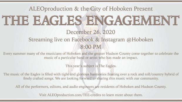 TAKE IT TO THE LIMIT: ALEOproduction and the City of Hoboken Present