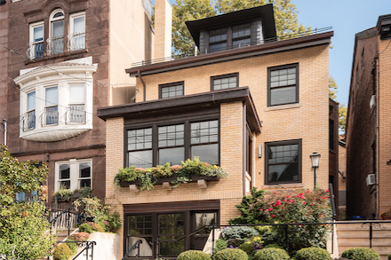 FEATURED PROPERTY: 819 Hudson Street, Hoboken | Renovated 6BR/5.5BA Home | $4,750,000