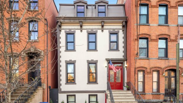 FEATURED PROPERTY: 295 Pavonia Avenue, Downtown Jersey City | Two-Family Townhome | $2,475,000